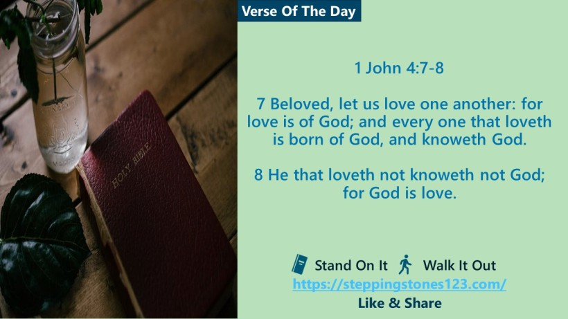 Verse Of The Day Website com Template for My Blog Final
