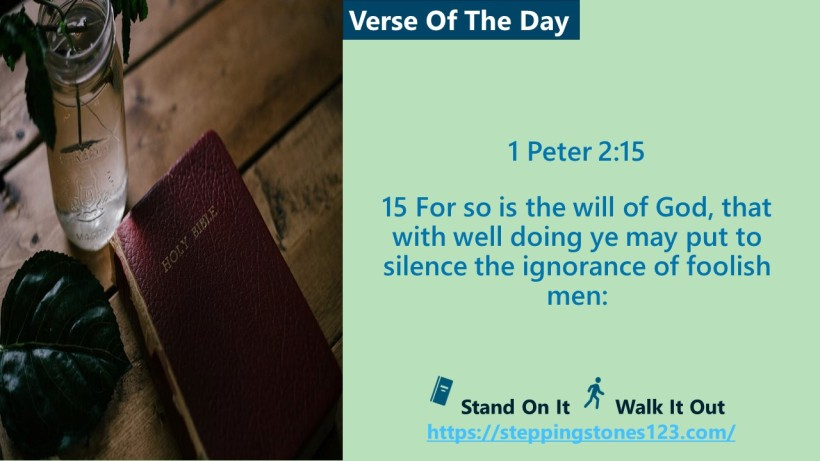 Verse Of The Day Website com Template for My Blog 1 peter