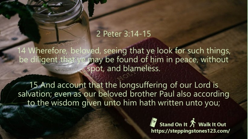 multiple verses Verse Of The Day Wide 2 peter part 2